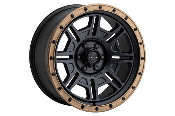 Rough Country - Rough Country Centerline 850BZ RT5 Wheel 850BZ-2096306
